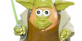 Mr. Potato Yoda, Star Wars