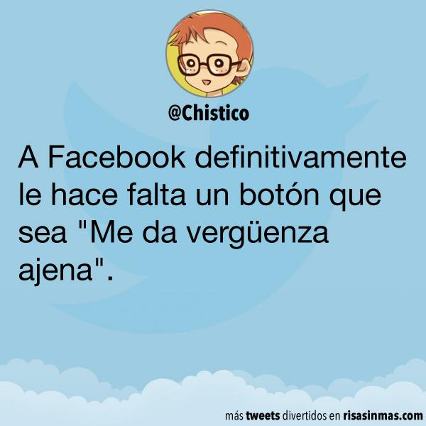 Nuevo botón para Facebook