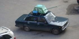 Nuevos modelos de carros de combate rusos