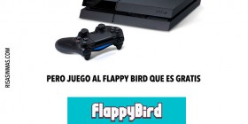 PS4 vs Flappy Bird