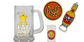Pack de regalo Los Simpson. Duff Beer