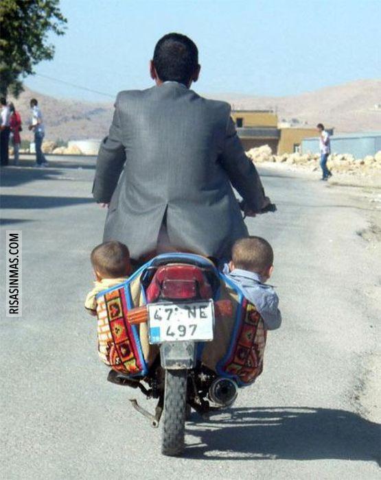 Padre responsable nivel experto