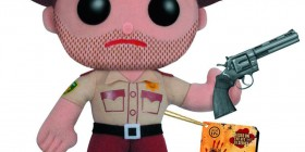 Peluche The Walking Dead, Rick Grimes