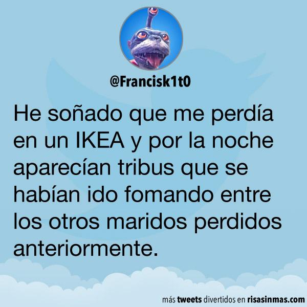 Perdido en un IKEA