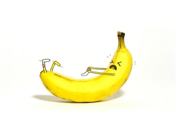 Plátano con problemas
