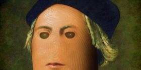 Pulgares célebres: Cristóbal Colón