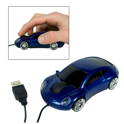 Ratón Porsche