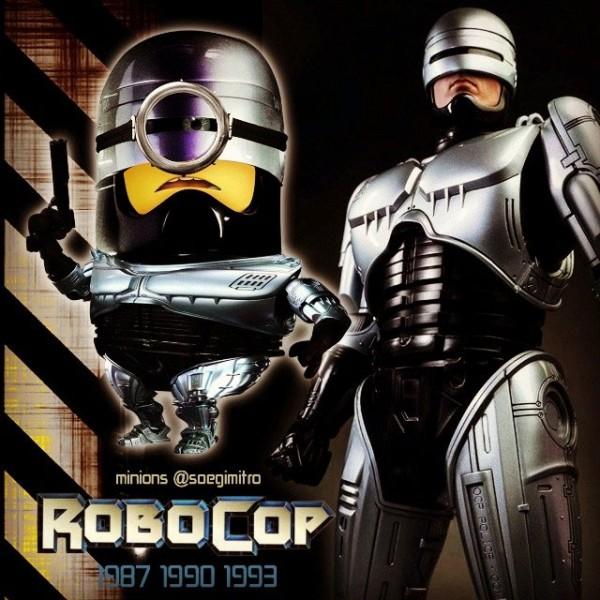 Robocop Minion