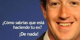 Sabes de tus ex gracias a Mark Zuckerberg