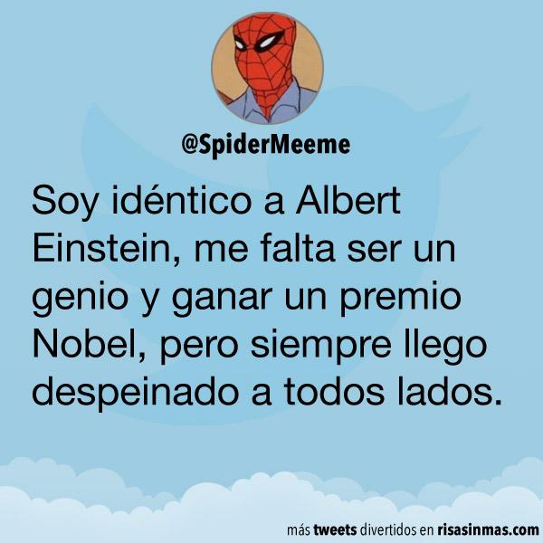 Soy Albert Einstein