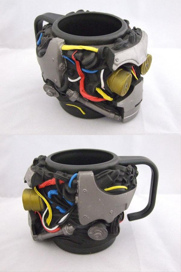 Taza C-3PO en 3D