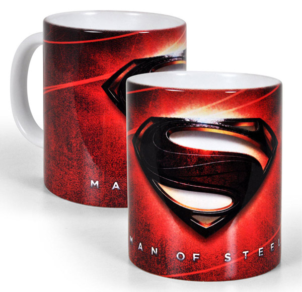 Taza de Superman