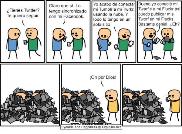 Te quiero seguir en Twitter