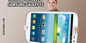 Ya tengo mi nuevo Samsung Galaxy S5