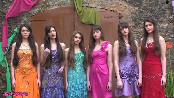 Amén de Flos Mariae, la canción del año 2014