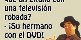 Chistes de gitanos: la televisión y el DVD