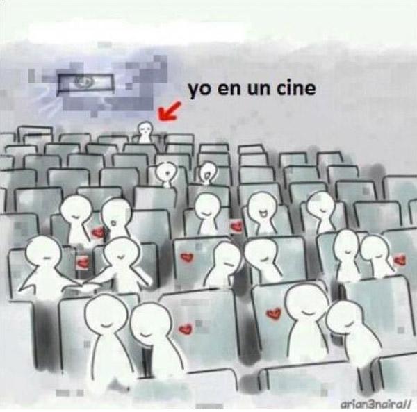 Cine en San Valentín