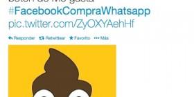 Facebook añadirá la mierda del WhatsApp