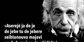 Frase de Einstein