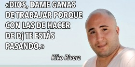 Frase de Kiko Rivera