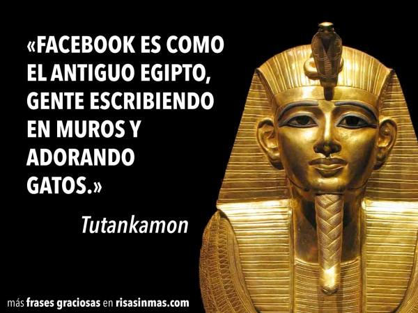 Frase de Tutankamón