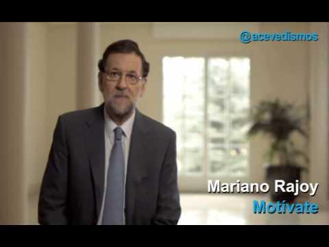 Mariano Rajoy - Motívate