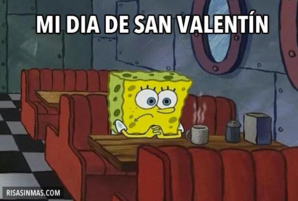 Mi día de San Valentín