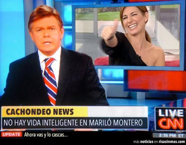 No hay vida inteligente en Mariló Montero