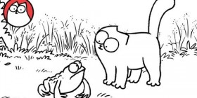 Simon's Cat: El sapo