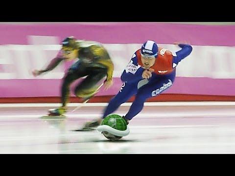 SOCHI 2014, final patinaje de velocidad