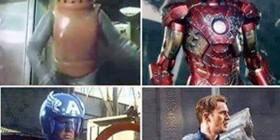 Superhéroes: progresan adecuadamente