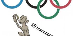 Un tesoro olímpico
