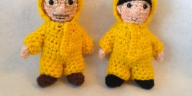 Amigurumis Breaking Bad