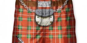 Bañador Los Inmortales (Highlander)