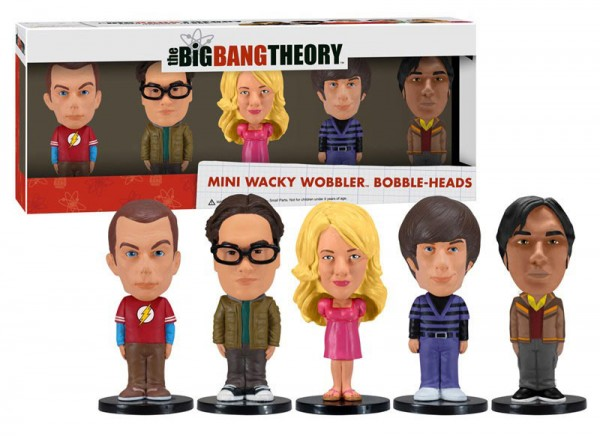 Cabezones The Big Bang Theory