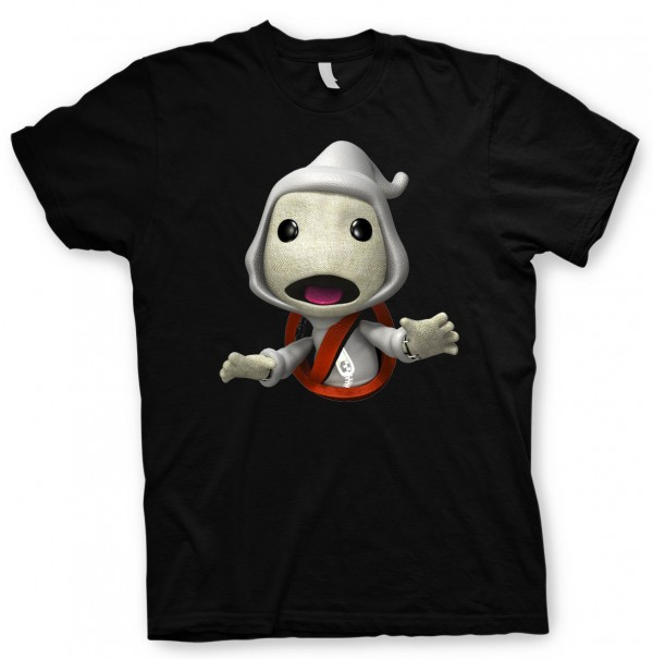 Camiseta Sack Boy prohibido