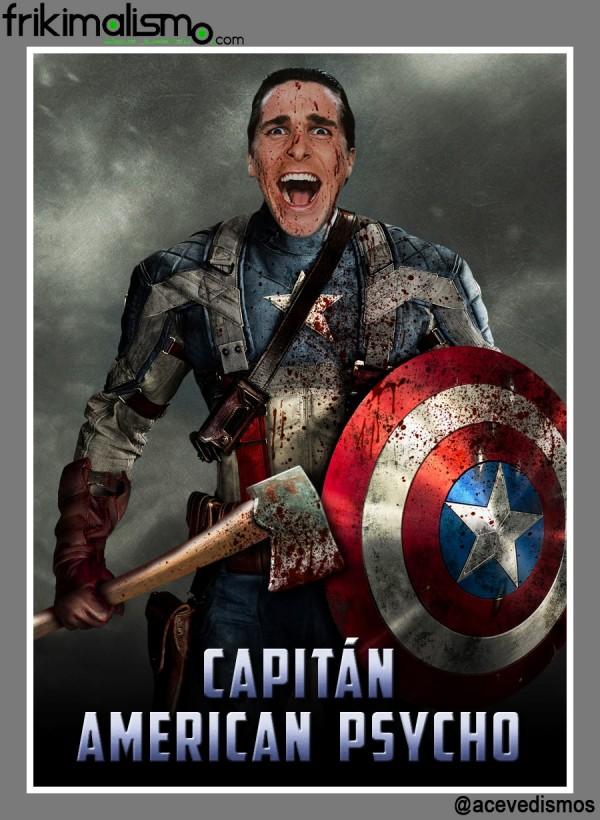 Capitán American Psycho