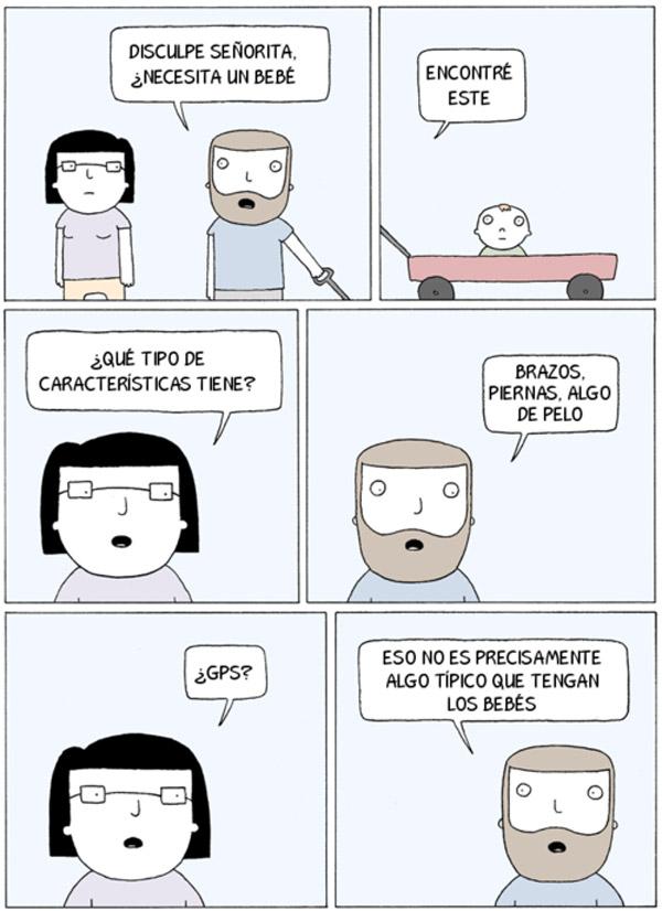 Características del bebé