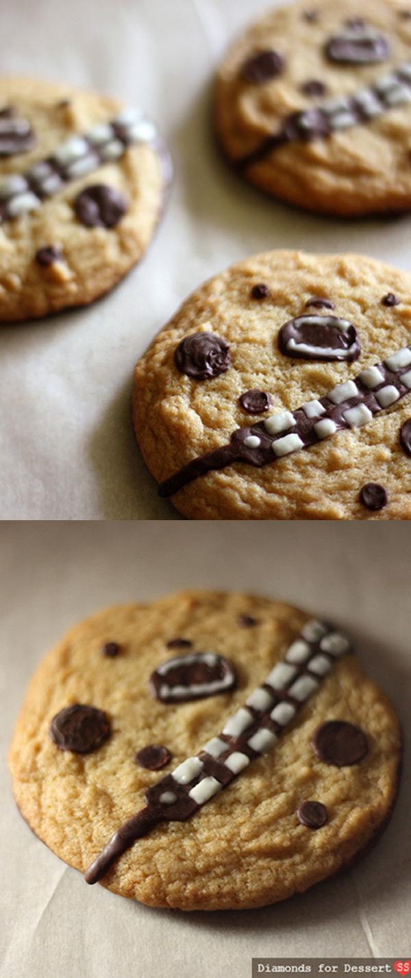 Chewie cookies
