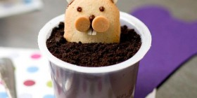 Comidas divertidas: Marmota