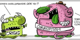 Crisis y corrupción