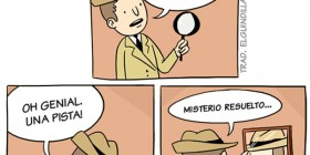 Detective de baja autoestima