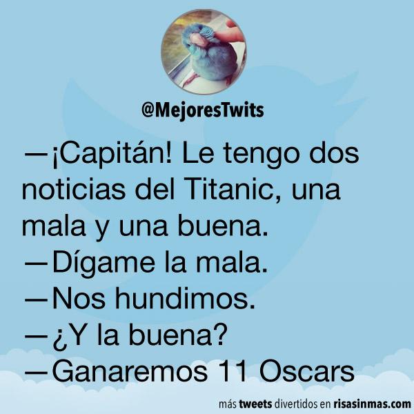 Dos noticias del Titanic