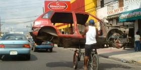 El transporte más económico