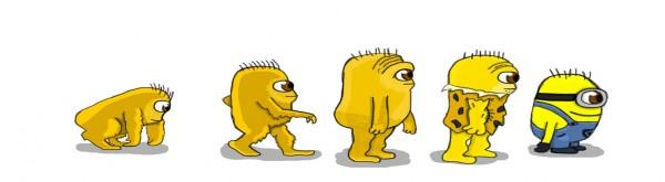 Evolución Minion