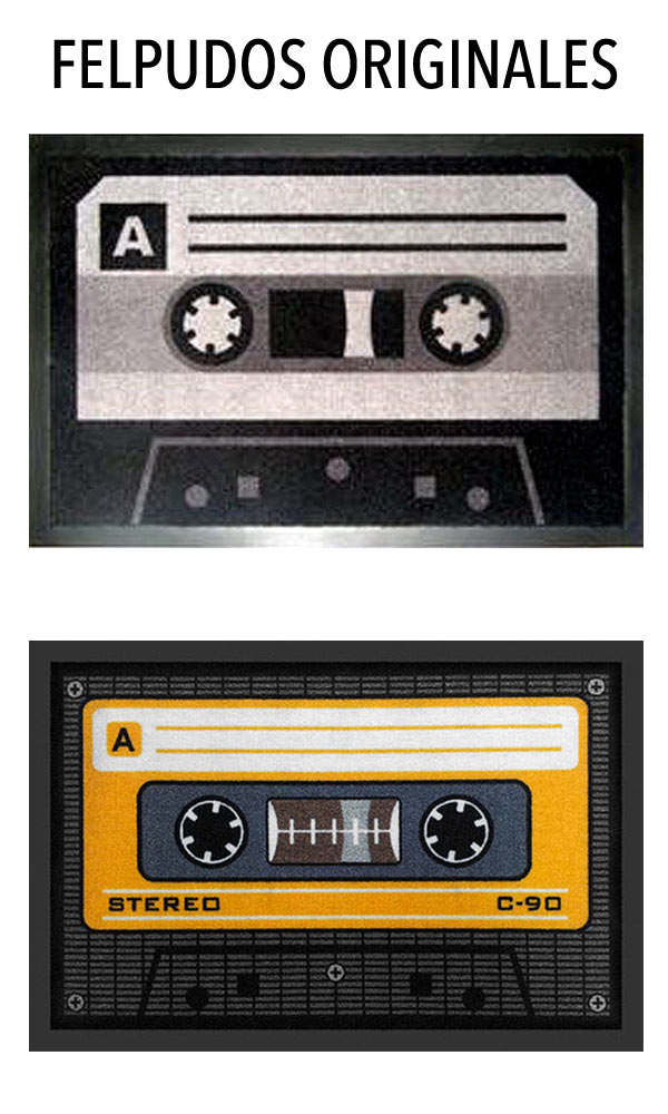 Felpudos casette