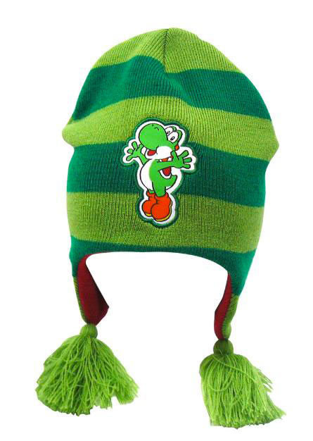 Gorro Mario Bros. Yoshi