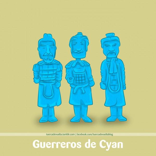 Guerreros de Cyan