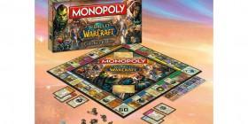 Juego de mesa Monopoly World of Warcraft