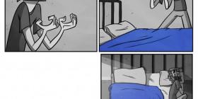 La cama para mí solo